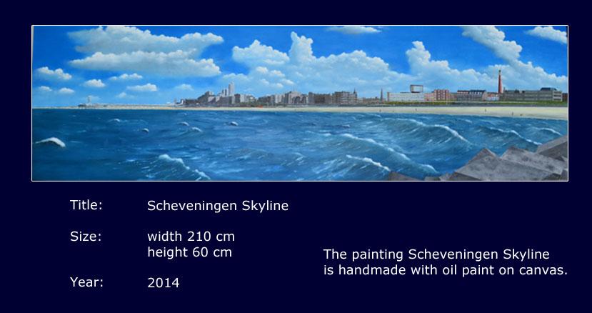 Sprookjesverhalen-Skyline Scheveningen