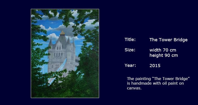 Sprookjesverhalen-The Tower Bridge