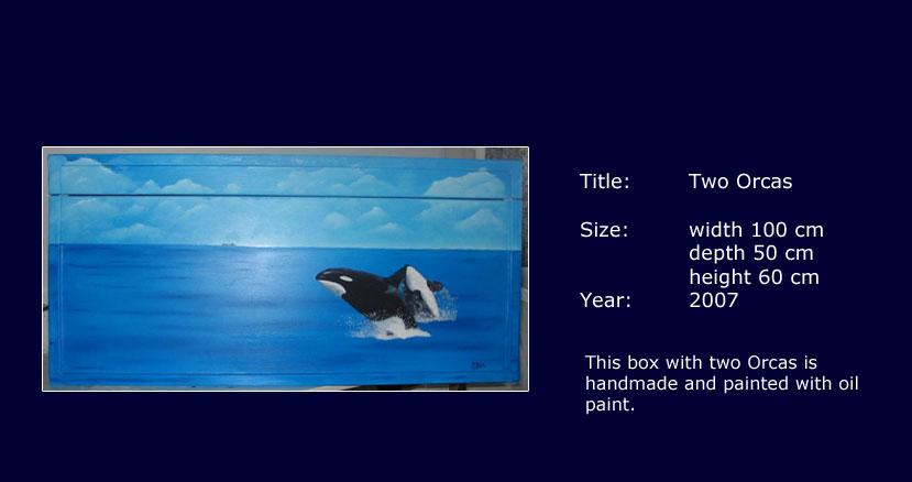 Sprookjesverhalen-Orca Toy box